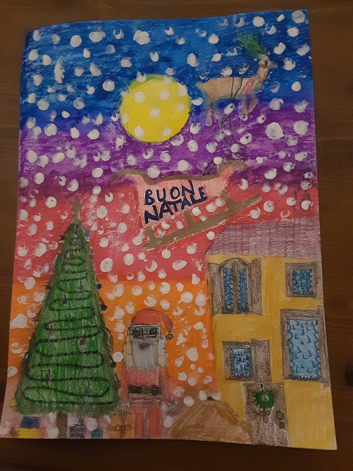129.-Tramonto-di-Natale_Viola