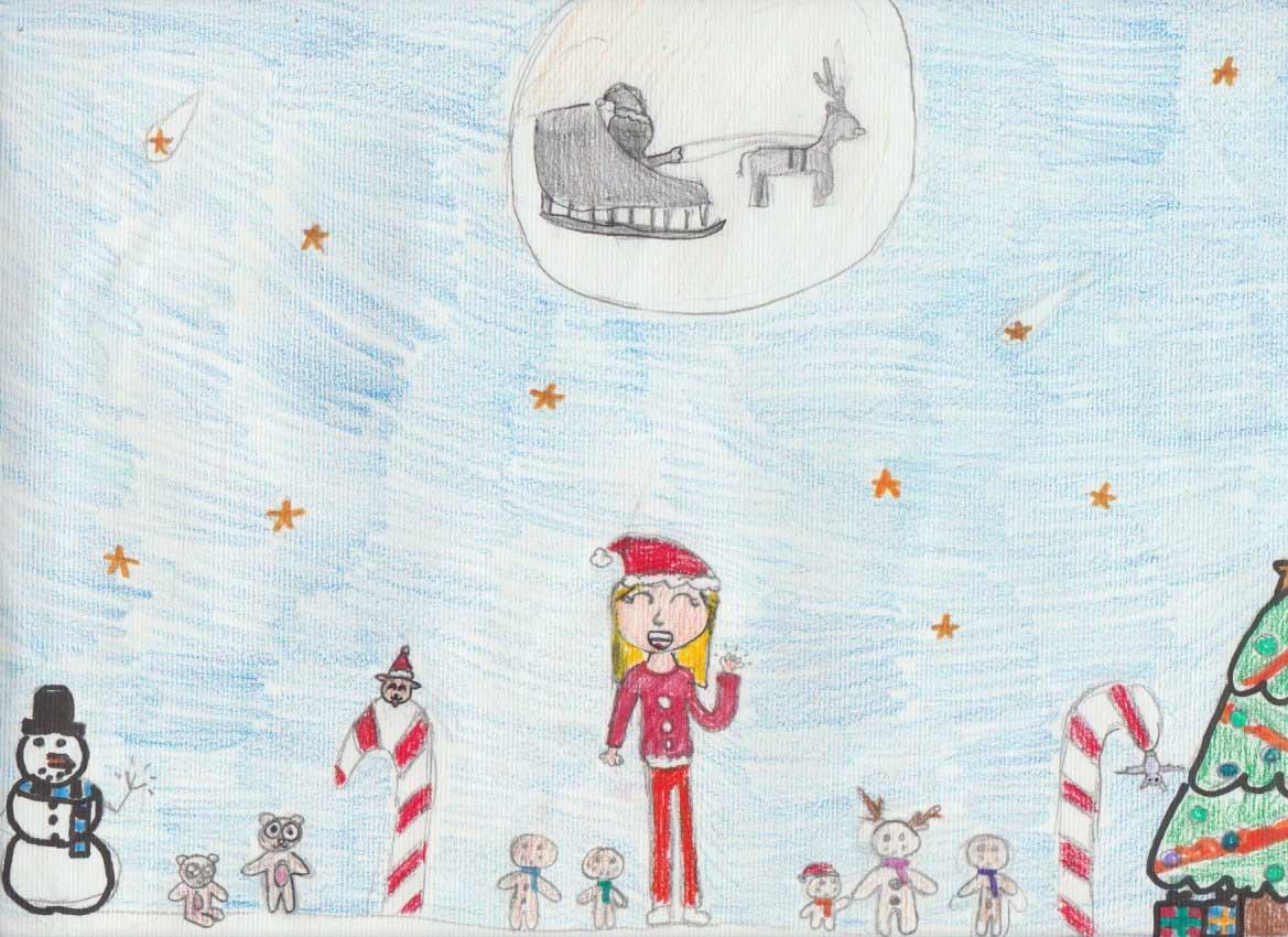 184. Buon Natale da Chiara_Chiara