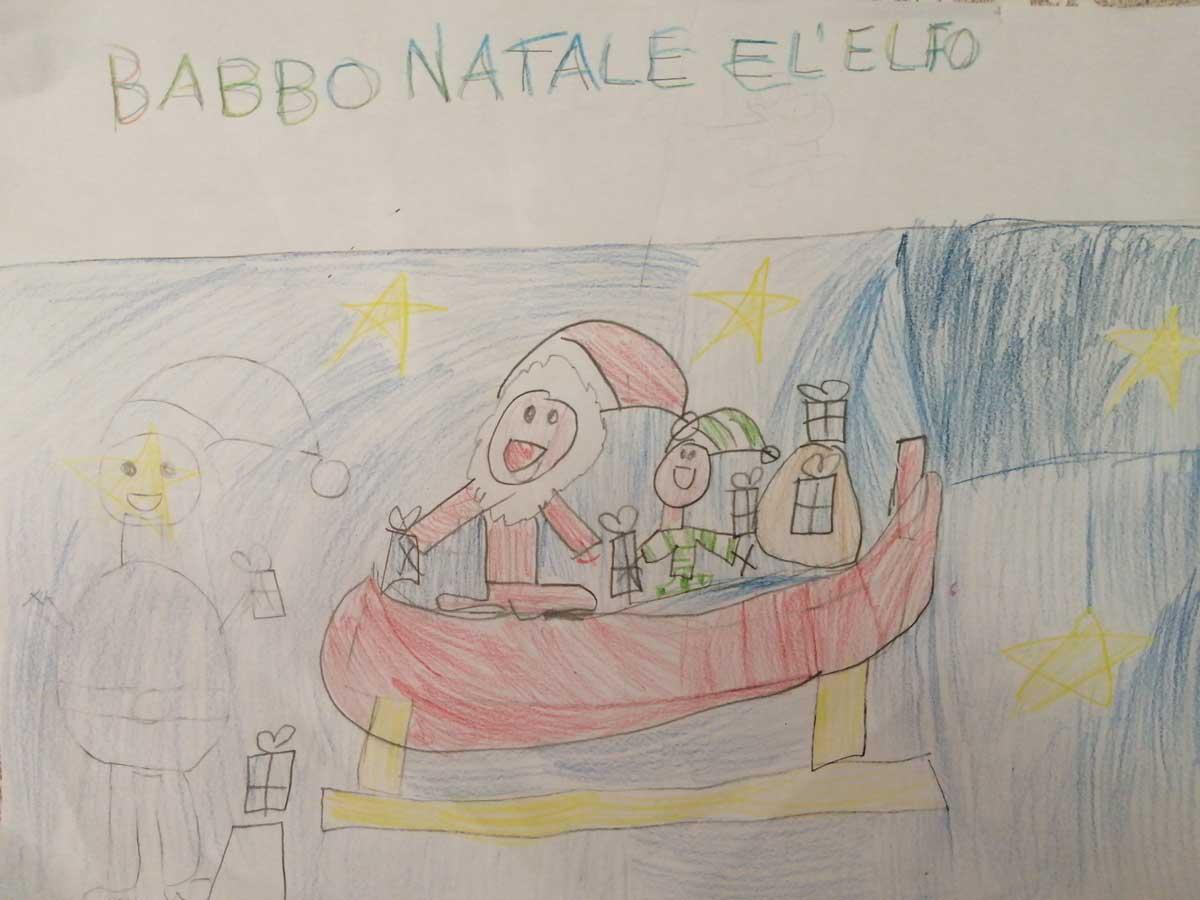36.-Babbo-Natale-e-l'Elfo_Ilenia